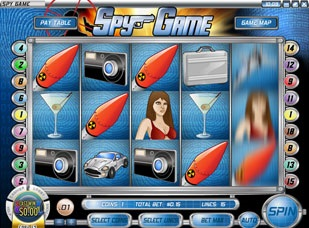 Spy Game The Favorite Slot Online