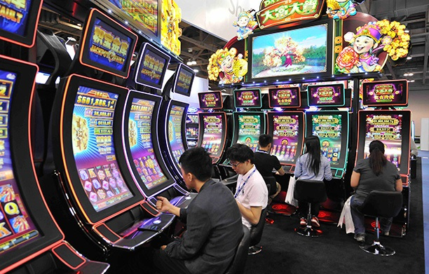 Casino Slot Machine Games in Japan