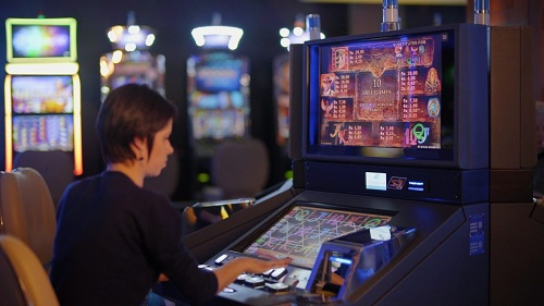 Casino Slot Machine Games: Introduction